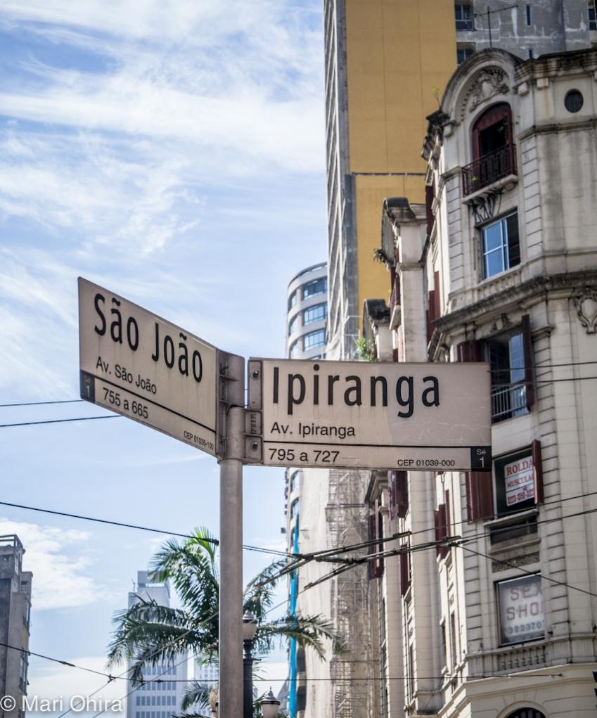 Sao Joao meets Ipiranga